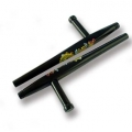 Black Tonfa Dragon Round