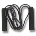 Black PVC Jump Rope 9 Ft