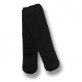 Cloth Shin and Instep Pads Black
