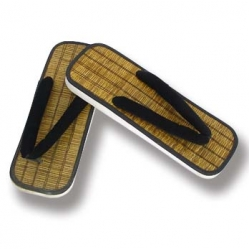 Tatami Mat Slippers Y-Style