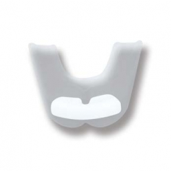 Mouth Piece Double Clear