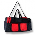 Tournament Bag Large Black/Red