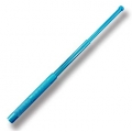 Retractable Aluminum Baton Blue 22""