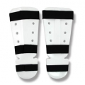Dipped Foam Shin Instep White