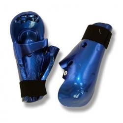 Dipped Foam Punch Blue