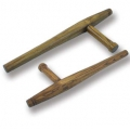 """Ash Wood Tonfa 14"""""""