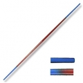 Bo 5 FT 2 Piece Graphite Red & Blue
