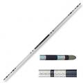 Bo 5 FT Chrome Toothpick Silver/Black