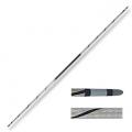 Bo 6 FT Chrome Toothpick Silver/Black