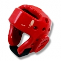 Dipped Foam Head Gear Red