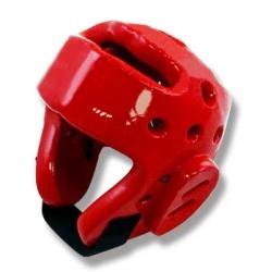 Dipped Foam Head Gear Red
