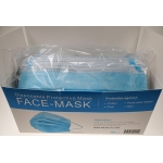 Disposable 3 PLY Face Mask (50 Count)
