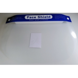 Face Shield - Adult (8 Pieces)