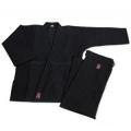 Impact Double Weave Judo Black Set 25 Oz - Size 5