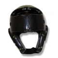 Dipped Foam Head Gear Black