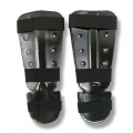 Dipped Foam Shin Instep Black