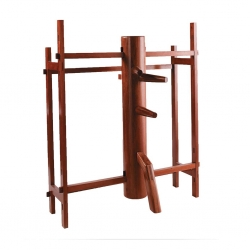 Wing Chun Dummy - Traditional with Floor Stand