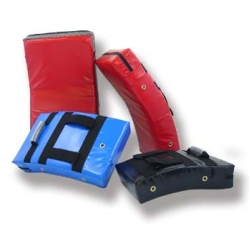 Curved Kicking Shield Small
